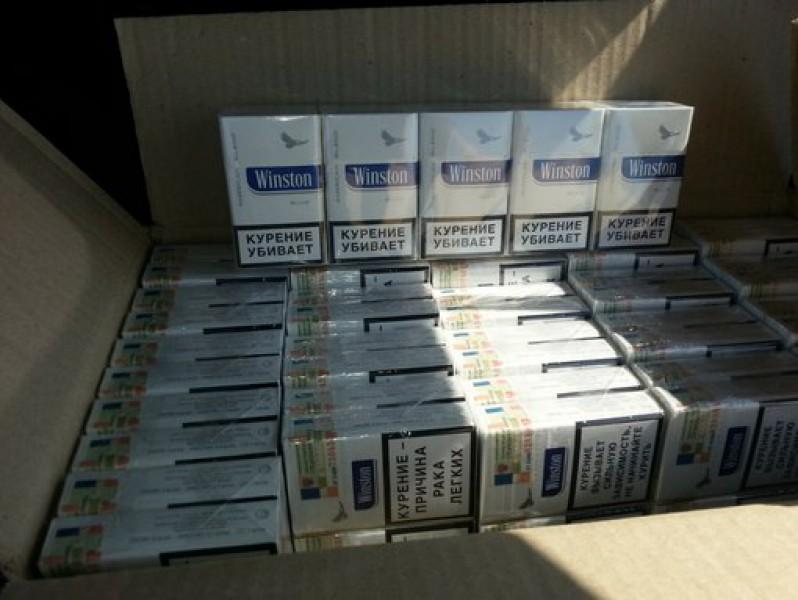 холодных погодных блок сигарет в пачке SAS олива Носки