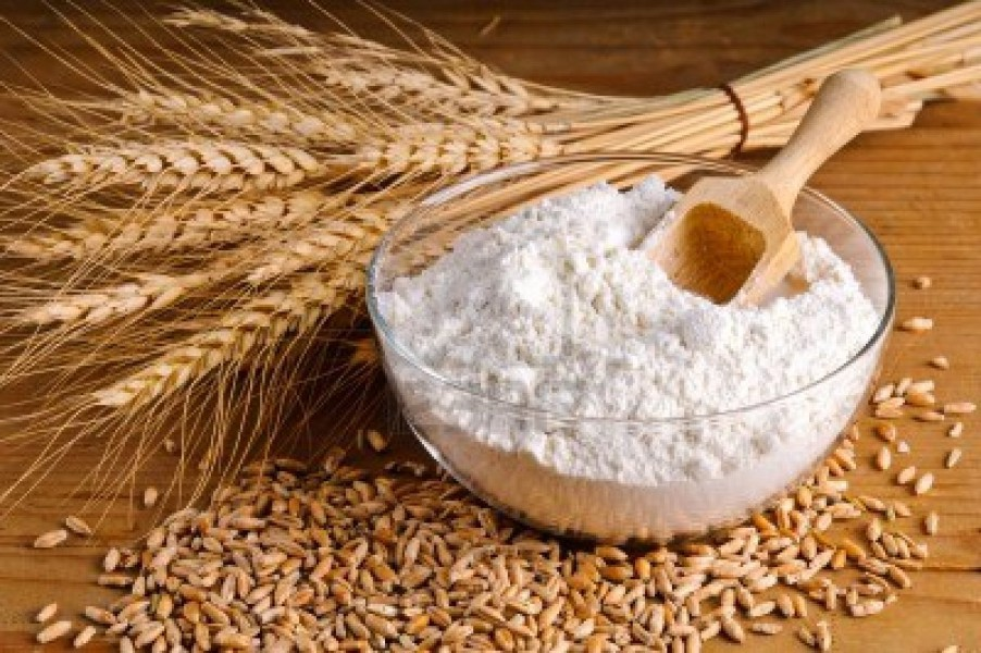 Пшеничная мука своими руками