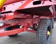 Кормороздавач КТУ-10А, мобільний тракторний причіп роздавальник корму, використовуються на літніх і вигульних...